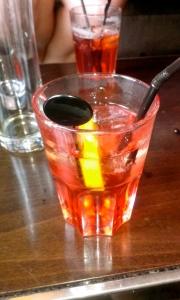 Campari-soda