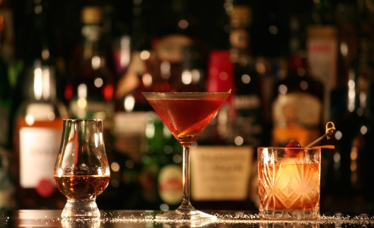 Rum-Manhattan-Tequila-Old_Fashioned