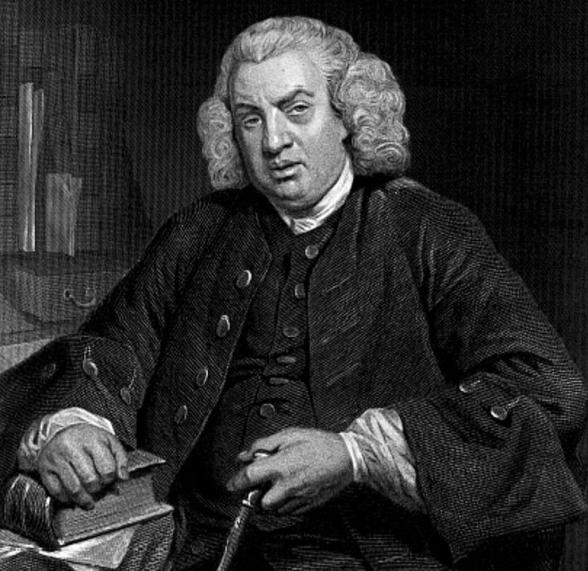 'Dictionaries are like watches: the worst is better than none, and the best cannot be expected to go quite true.' Samuel Johnson.