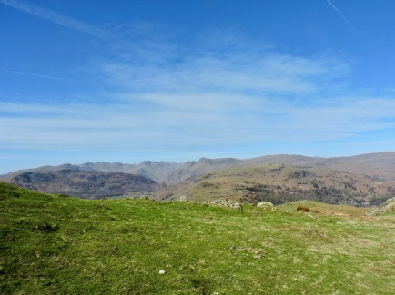 Loughrigg: March 2019