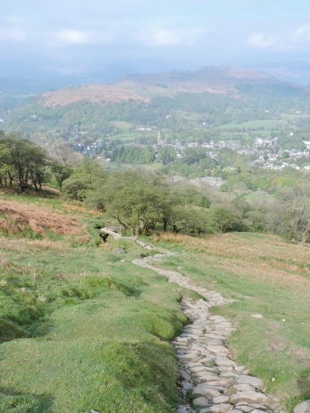 Wansfell (above Ambleside): April 2019