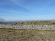 Scout Scar (above Kendal): February 2019
