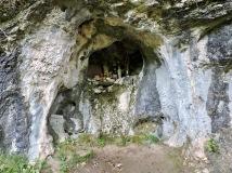 Wayside shrine, Monte Nuvolone