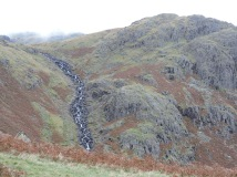 Approach to Stickle Tarn, Langdale