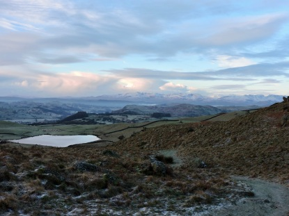 Potter Tarn from above
